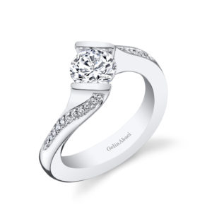 Gelin Abaci Engagement Ring #TR-278