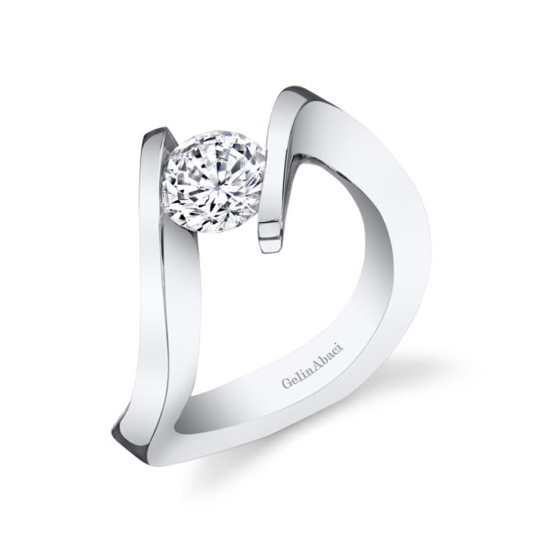 Gelin Abaci Engagement Ring #TR-279