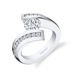 Gelin Abaci Engagement Ring #TR-280
