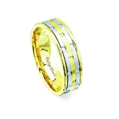 Gelin Abaci Amore Men's Wedding Band #72125