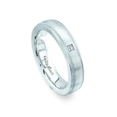 Gelin Abaci Amore Men's Wedding Band #B-151