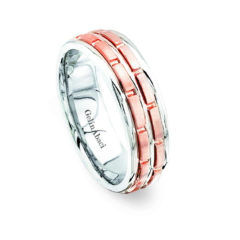 Gelin Abaci Amore Men's Wedding Band #B-169