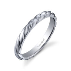 Gelin Abaci Amore Men's Wedding Band #B-223