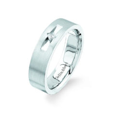 Gelin Abaci Amore Men's Wedding Band #C2507