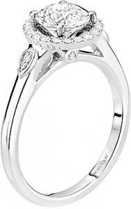 Scott Kay Luminaire Engagement Ring #M2064R512