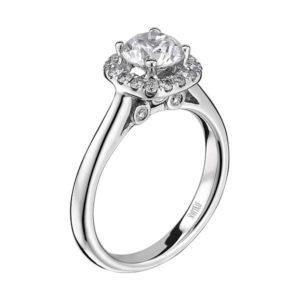 Scott Kay Luminaire Engagement Ring #M1677R310PP