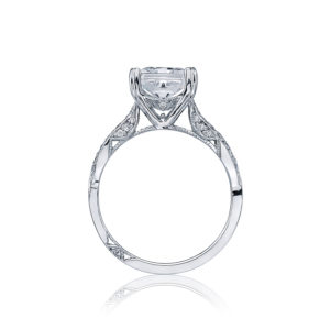 Tacori Ribbon Engagement Ring #2573PR
