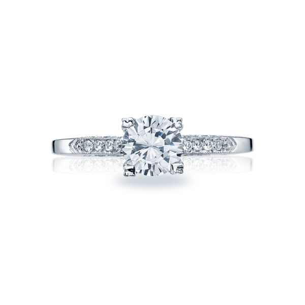 Tacori Engagement Ring #HT2586RD
