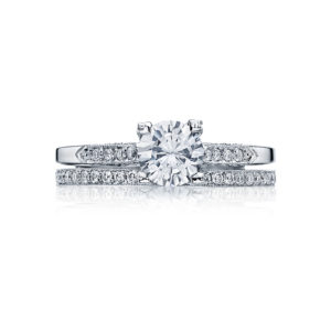 Tacori Engagement Ring #HT2586RD