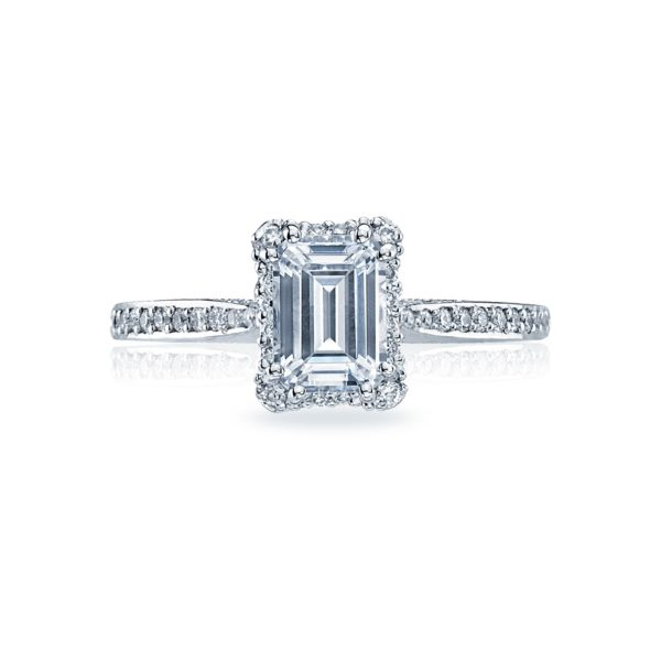 Tacori Dantela Engagement Ring #2620EC