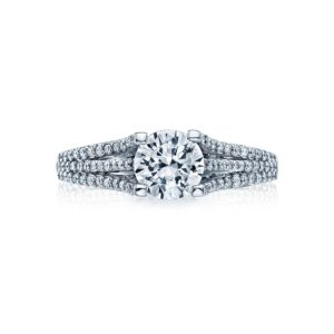 Tacori Engagement Ring #HT2634RD