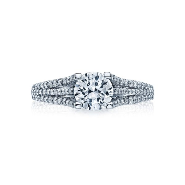 Tacori Engagement Ring #HT2634RD