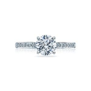 Tacori Dantela Engagement Ring #2638RD