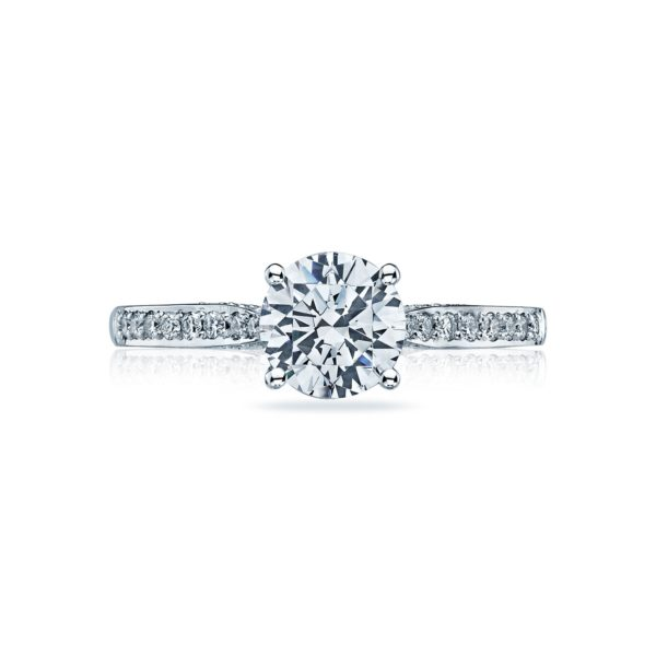 Tacori Dantela Engagement Ring #2638RD