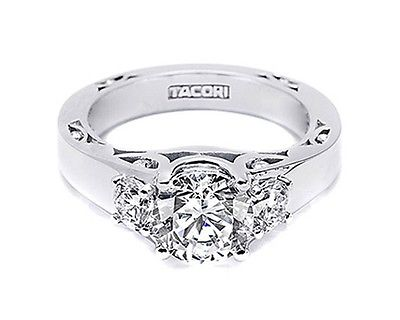Tacori Engagement Ring #2801