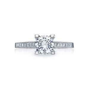 Tacori Engagement Ring #2576RD