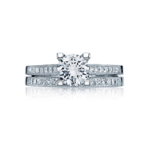 Tacori Engagement Ring #2576RD