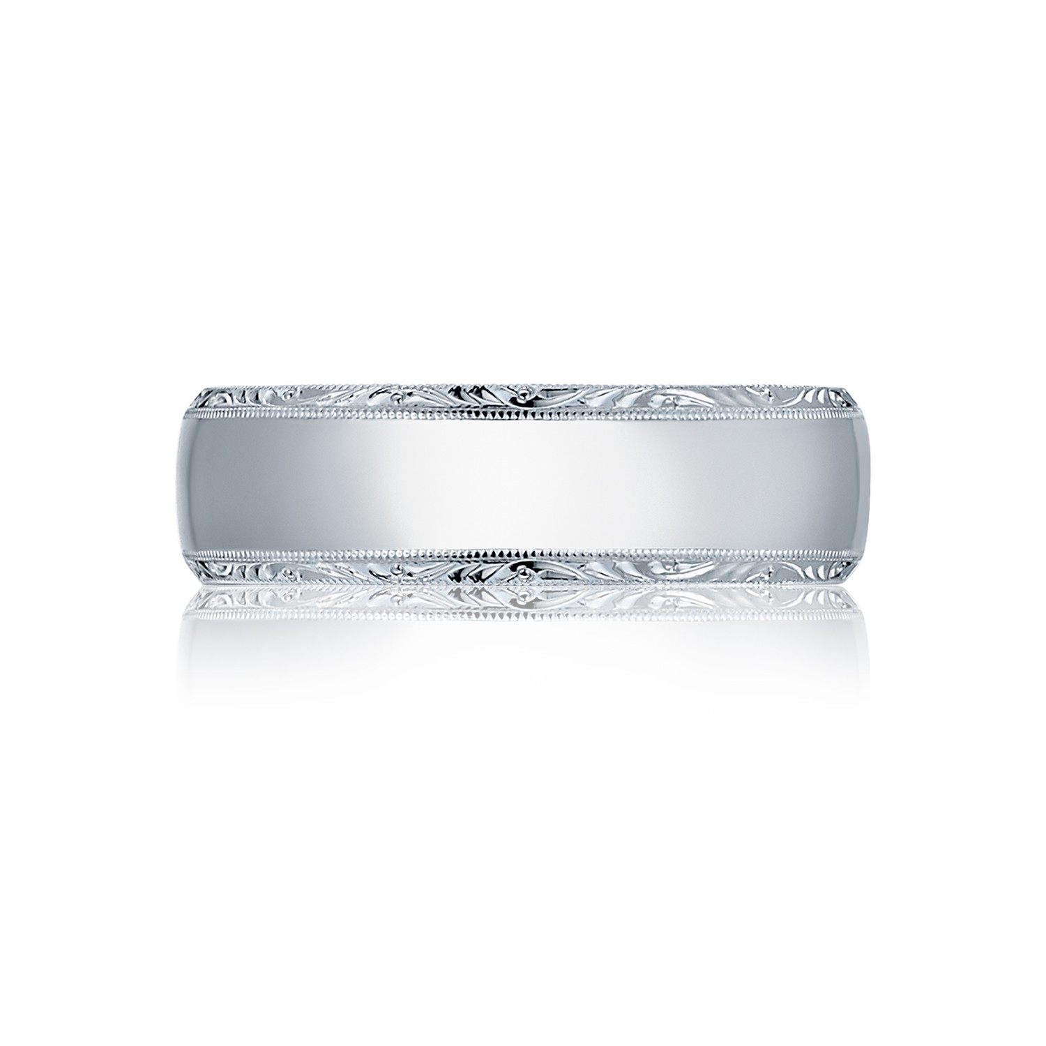 Tacori Mens Wedding Band 2554