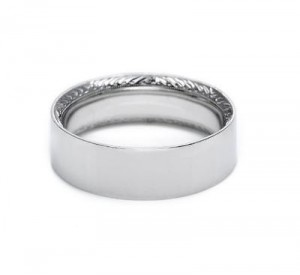 Tacori Men's Wedding Band 2557