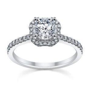 Scott Kay Luminaire Engagement Ring #M2027R510WW