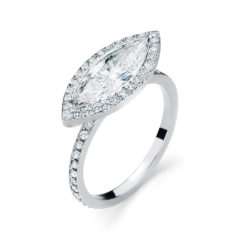 Stuart Moore Engagement Ring Style #30901