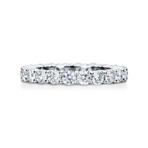Garvani Eternity Wedding Band #5069RDPL