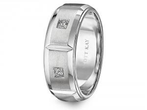 Scott Kay Men's Wedding Band Style C2001QDC75W6