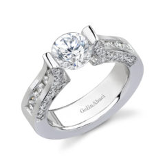 Gelin Abaci Engagement Ring #TR-209
