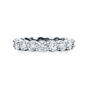 Garvani Eternity Wedding Band #30467
