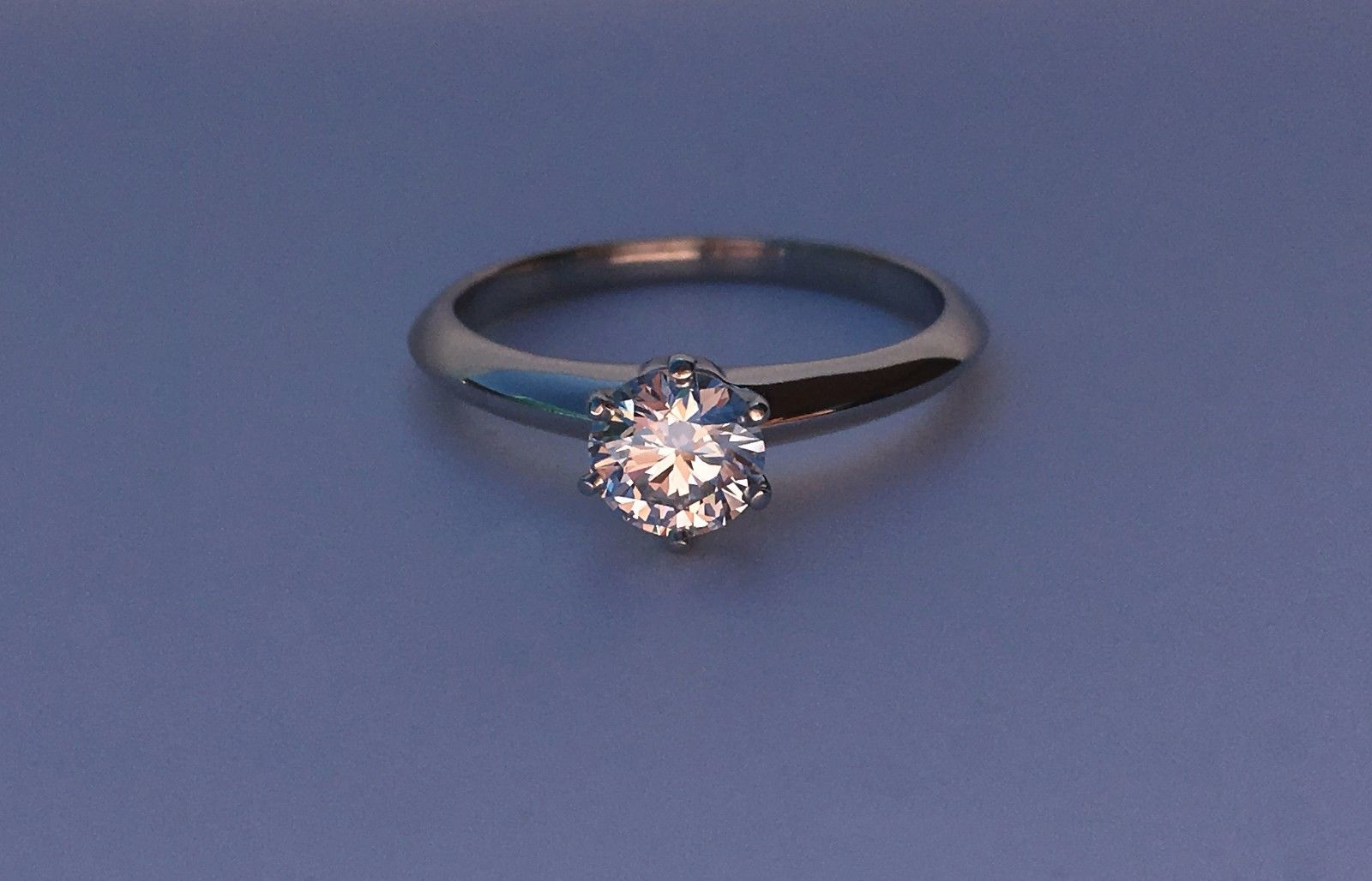 Diamond Enement Ring Consignment 102