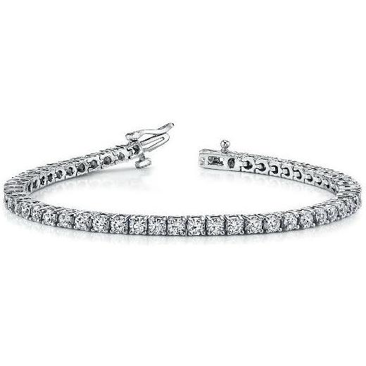Diamond Tennis Bracelet #1008
