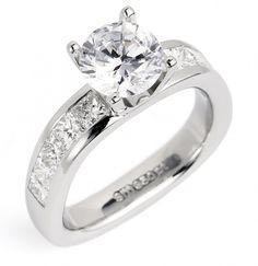 Stuart Moore Engagement Ring #101