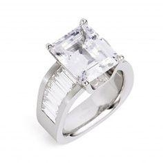 Stuart Moore Engagement Ring #106